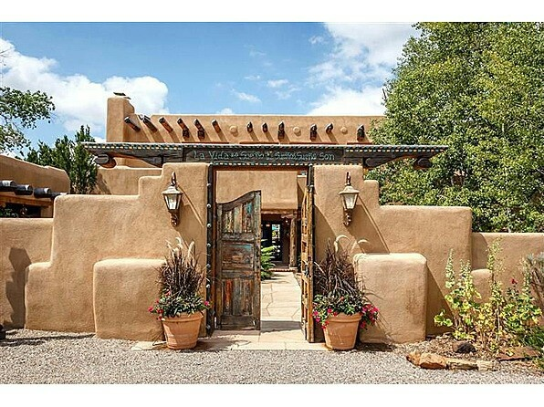 177 best adobe spanish colonial pueblo revival images on for Pueblo home builders