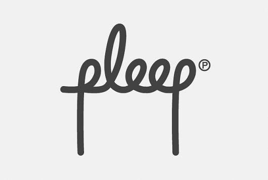 #design #brand #branding #logo #identity #stationery #pleep