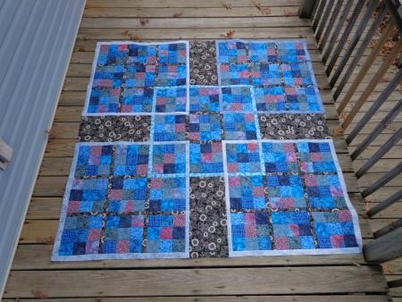 sudoku quilt center