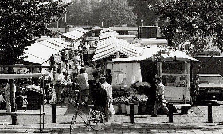 Mosveld Amsterdam (jaartal: 1970 tot 1980) - Foto's SERC