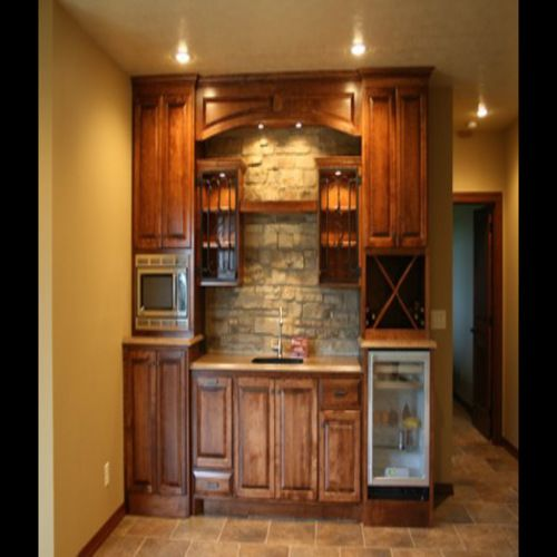 29 best small basement wet bar ideas images on pinterest for Basement wet bar plans