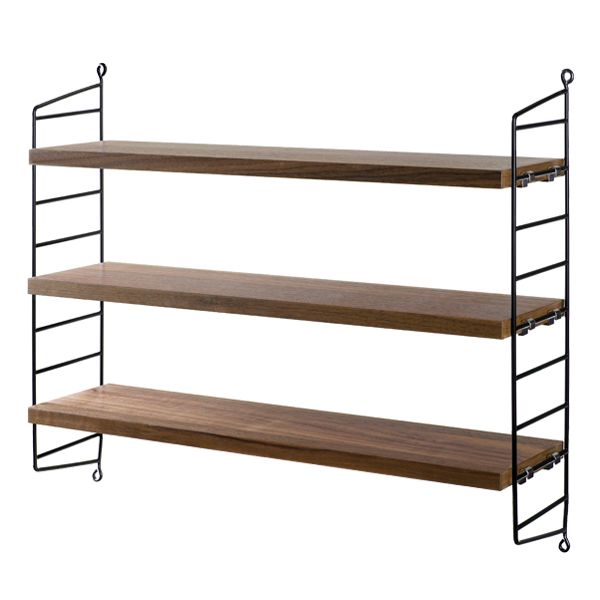 String Pocket Shelf. Manufacturer: String. Design: Nils Strinning