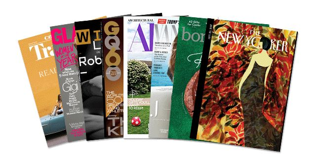 Ending Soon! Last Chance for Cyber Monday Savings    View this e-mail on a web browser.  Subscribe To Any Magazine For Just $5    ENDS AT MIDNIGHT  CYBER MONDAY EXCLUSIVE  ALL MAGAZINES  JUST $5  Cozy up with your favorite magazines!  For today only ALL magazines are just $5.    SHOP NOW    OFFER EXPIRES AT MIDNIGHT    -    Vogue | Vanity Fair | Glamour | BRIDES | GQ | The New Yorker | Condé Nast Traveler | Allure | Architectural Digest | Bon Appétit | Wired | W | Golf Digest  Vanity Fair…