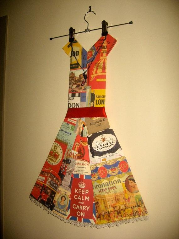 26 best Foldulicious Frocks - paper dresses images on Pinterest ...