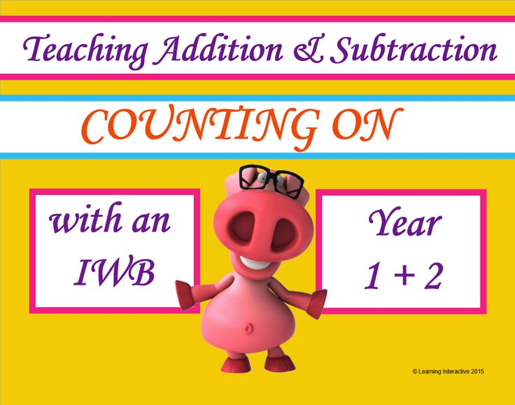 This interactive Mathematics resource for Year 1 & 2 contains a 17 page SMART Notebook with a range of modelled, guided and independent activities to practise the skills of counting on and working with problem solving. Activities using drag and drop, pen tool and interactive dice included.  A worksheet, game card, wall display and teacher notes are also included to help you get the best use of the resources. $12.95.