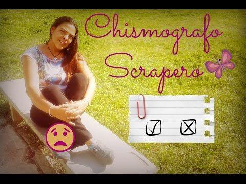 CHISMOGRAFO SCRAPERO