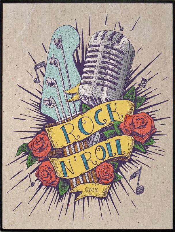 Tattoo Rocknroll