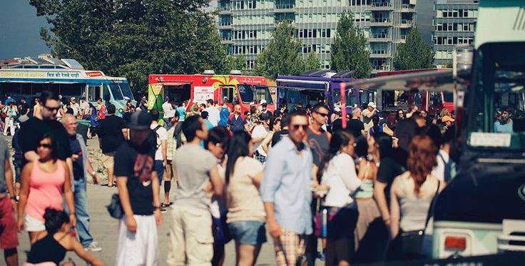 Vancouver's Annual Food Cart Fest Returns And It's Not Far From the CDM Campus.