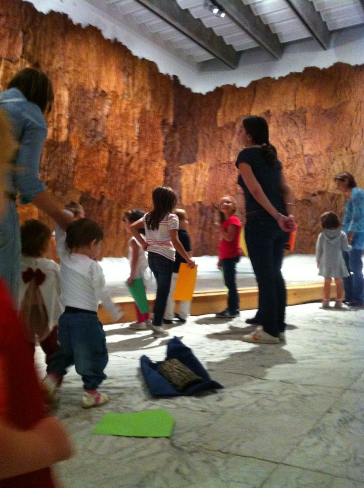 Walking in Rome with Kids: MAXXI Museum