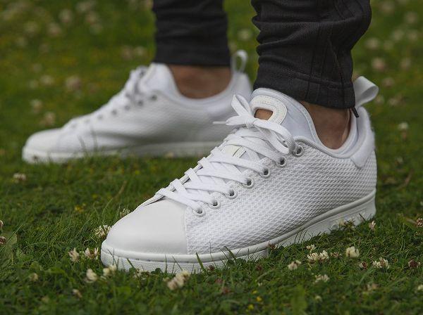 Découvrez la Adidas Stan Smith Tournament Edition 3.0 'White', une sneaker en mesh aéré blanc, qui s'inspire du dress code de Wimbledon.
