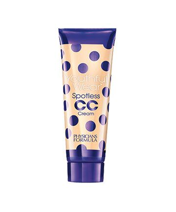 Best CC Cream No. 9: Physicians Formula Youthful Wear Cosmeceutical Youth-Boosting Spotless CC Cream, $14.95