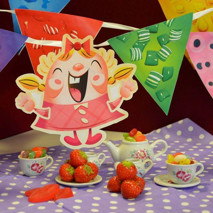 Candy Crush decor