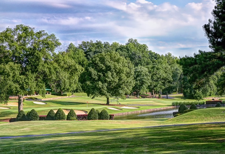 Country Club  Dalton, GA  Ron Arnold  Pohotography,  Scenic View