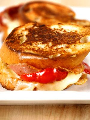 ... Cheese, Fontina Grilled, Cheese Sandwich, Grilled Cheeses, Antipasti