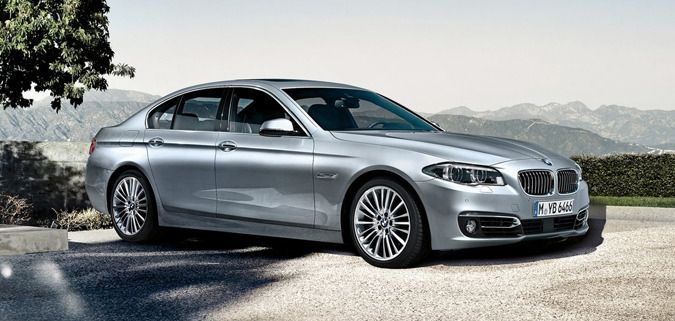 The BMW 5 Series has long been considered the executive car of choice.