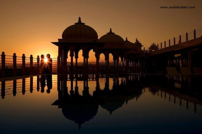 A Royal Wedding in Udaipur: Saulat Zuberi Photography