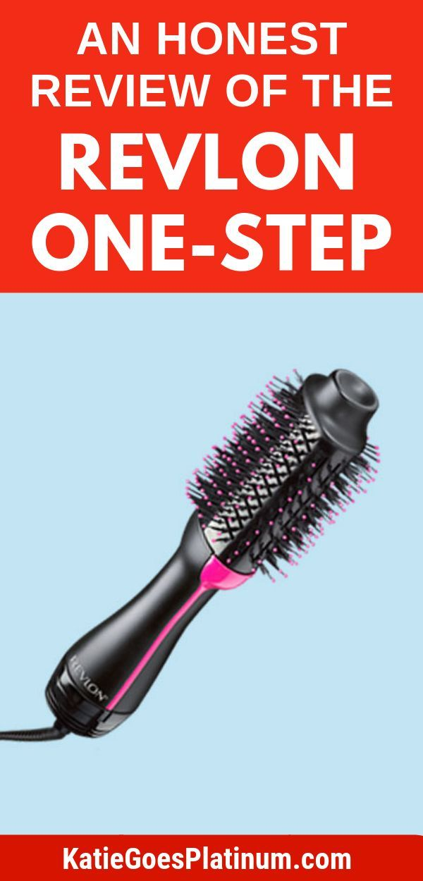 My Review Of The Revlon One Step Hair Dryer Volumizer In 2020 Hair Volumizing Tools Hair Tools Revlon