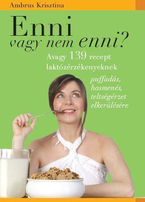 Laktózmentes szakácskönyv