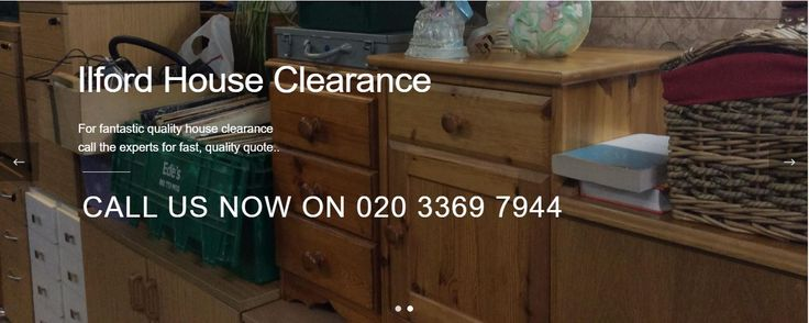 Ilford house clearance offers best house cleaning services and waste disposal service in East London. Call us at 020 3369 7944. ilfordhouseclearance.co.uk/