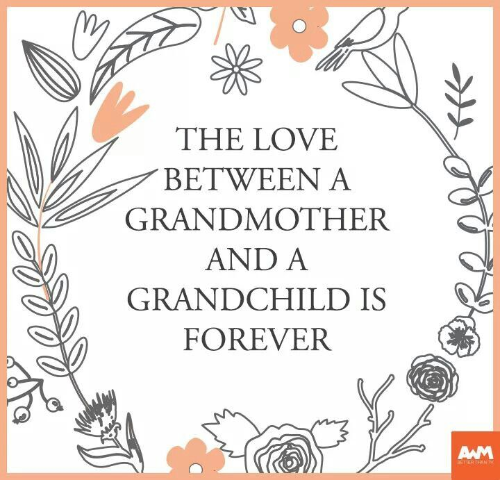 Grandmother/Grandchild ...