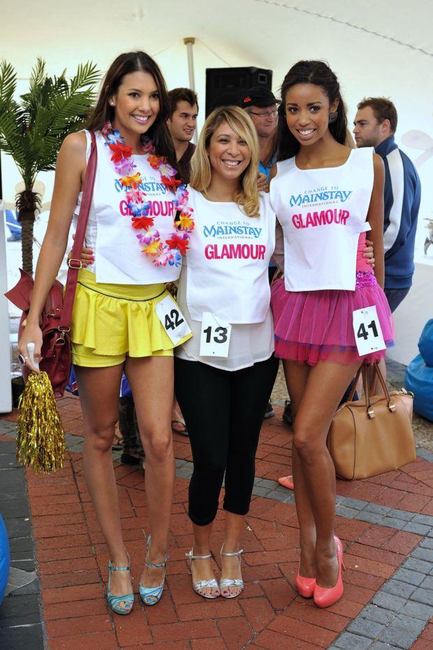The GLAMOUR Stiletto Run #events