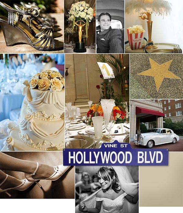 1000+ Images About Old Hollywood Glamour Theme Weddings On