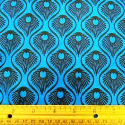 turquoise-black-astoria-print-cotton-fabric