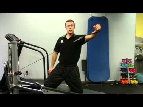Infraspinatus Exercises V.2 (Rotator Cuff - External) - YouTube