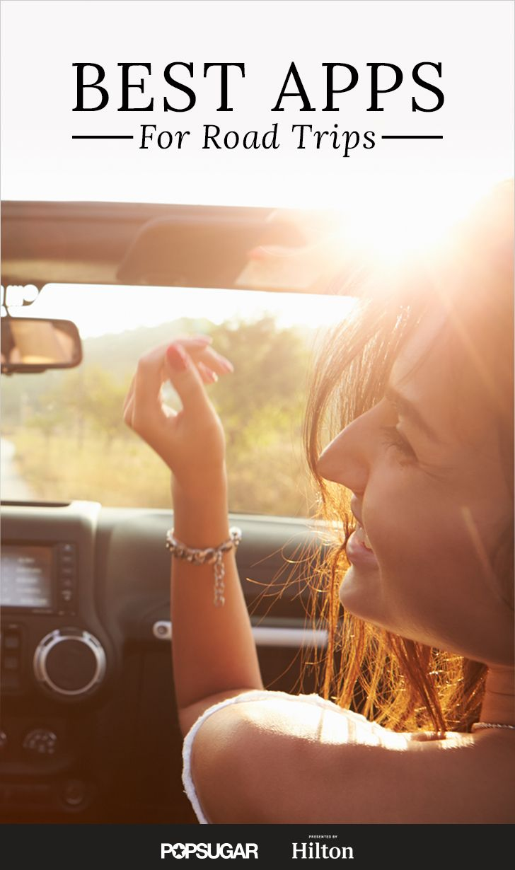 Find out what apps will improve the way you road trip.