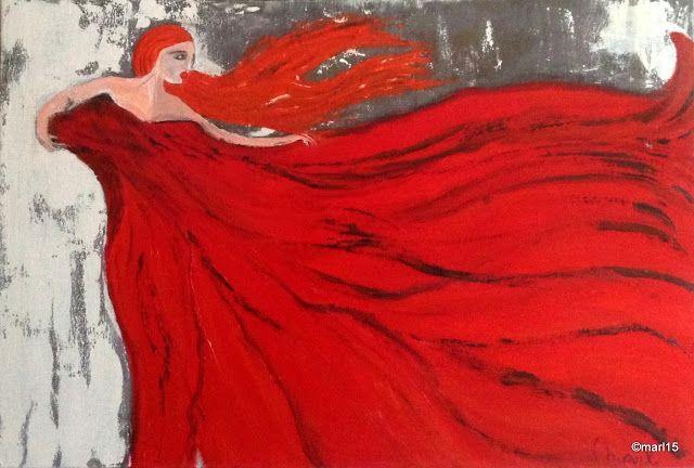 Kom binnen in de Kunstgalerie van Marl.Decoratieve schilderijen: 13-134 Storm