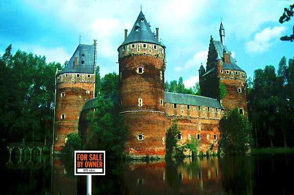 Castle for sale. | My future castle | Pinterest