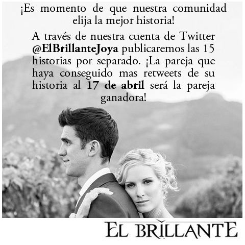 Los #15elegidos     Anillos de compromiso y argollas de matrimonio. #ElBrillanteJoyas  http://www.elbrillantejoyeria.com.co/