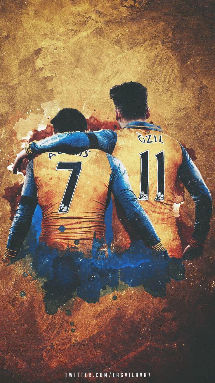 Sanchez & Özil   Arsenal