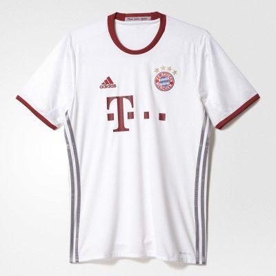 Bayern Munich Fotballdrakter 2016-17 Tredjedrakt