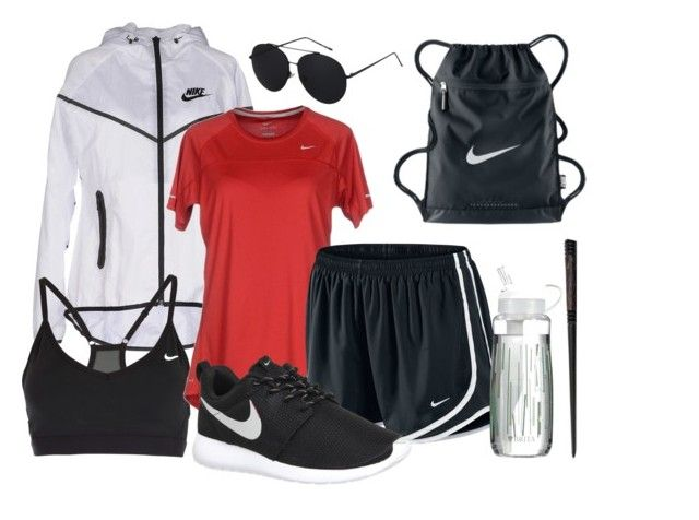 """""""The meadow"""" by ohlala423 ❤ liked on Polyvore featuring NIKE and Brita"""