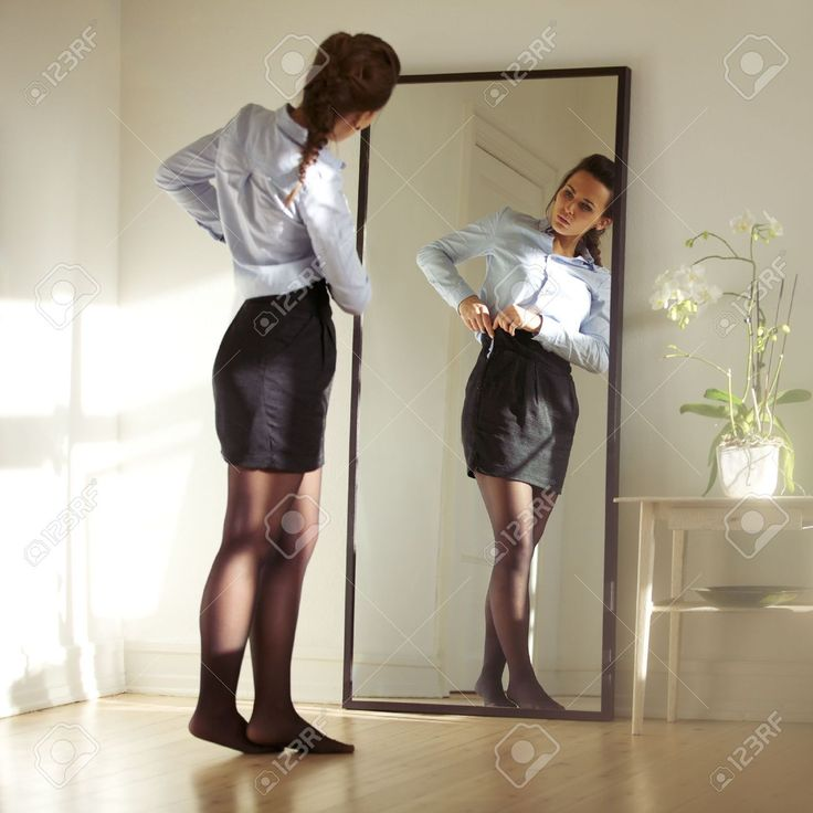 Woman Getting Dressed For Work Google Search