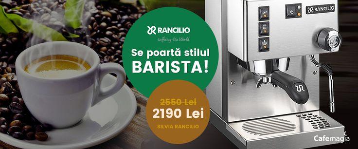 Cafemagia magazin de cafea, espressoare si automate cafea