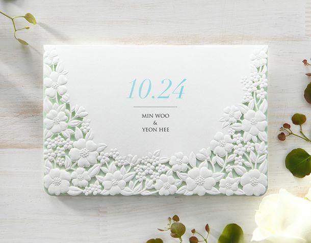 Since1970 믿을 수 있는 청첩장 바른손카드, 행복한 결혼을 알리는 시작 바른손카드 [BH5132] 추천합니다.