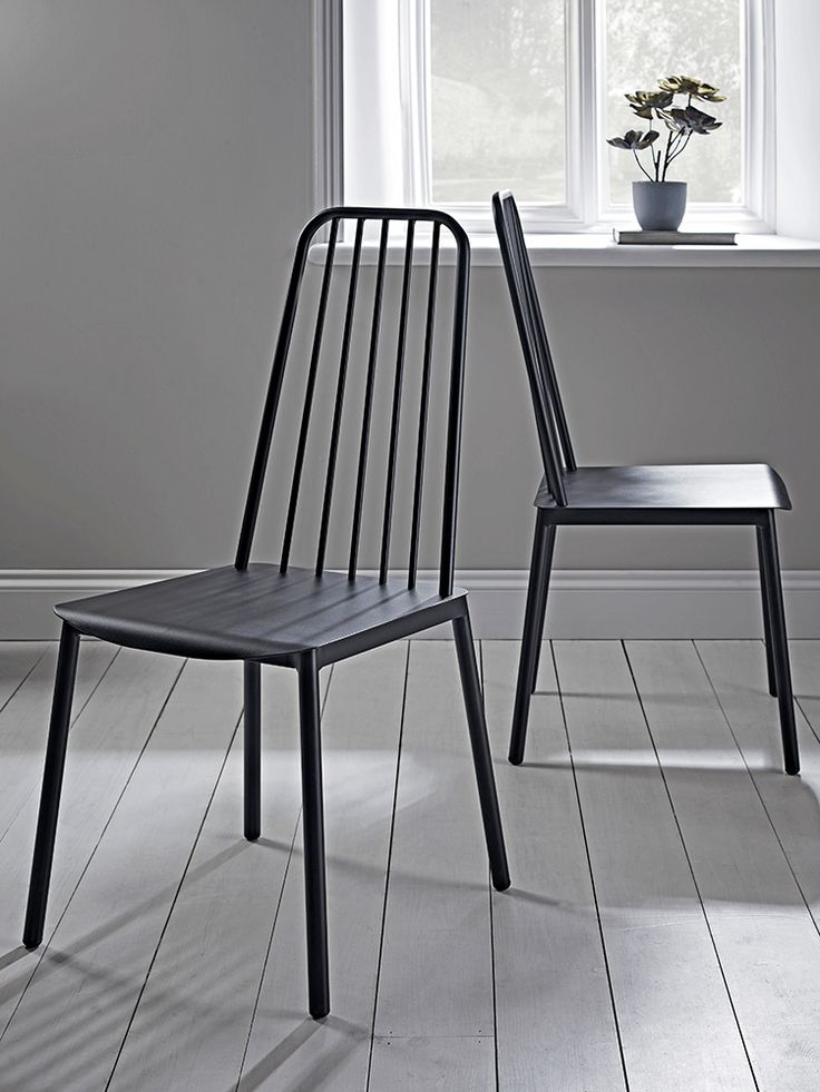 Two Metal Caf  Chairs   BlackBest 25  Metal cafe chairs ideas on Pinterest   Metal dining  . Metal Cafe Chairs Sale. Home Design Ideas