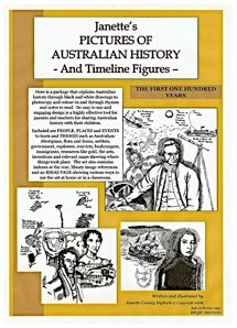 AUSTRALIAN HISTORY in pictures and STORIES - site has resource lists