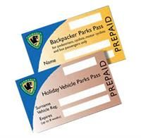 Parks & Wildlife Service - National Parks Passes