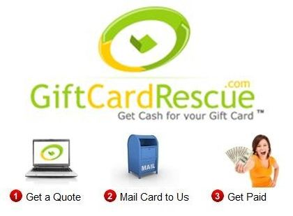 Gift Card Rescue – Buys and Sells Gift Cards