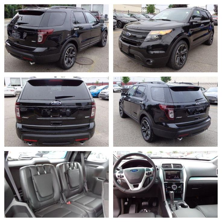 Ford Explorer Sport 2013 cant decide between this and the gmc acadia!!!