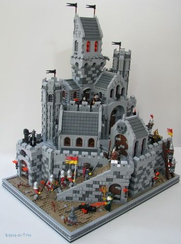 The Purge of Evil: A LEGO® creation by A P : MOCpages.com