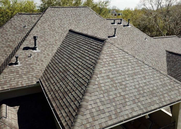 Find The Latest Roofing Styles To Change The Entire Look Of Your Roof From New Roofs Contractor Newyork G Roof Architecture Modern Roofing Metal Roof Houses