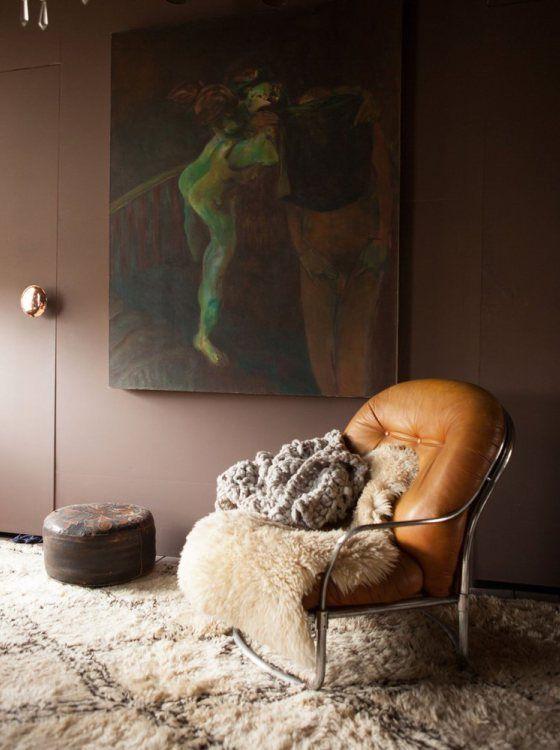 Cosy corner in my bedroom