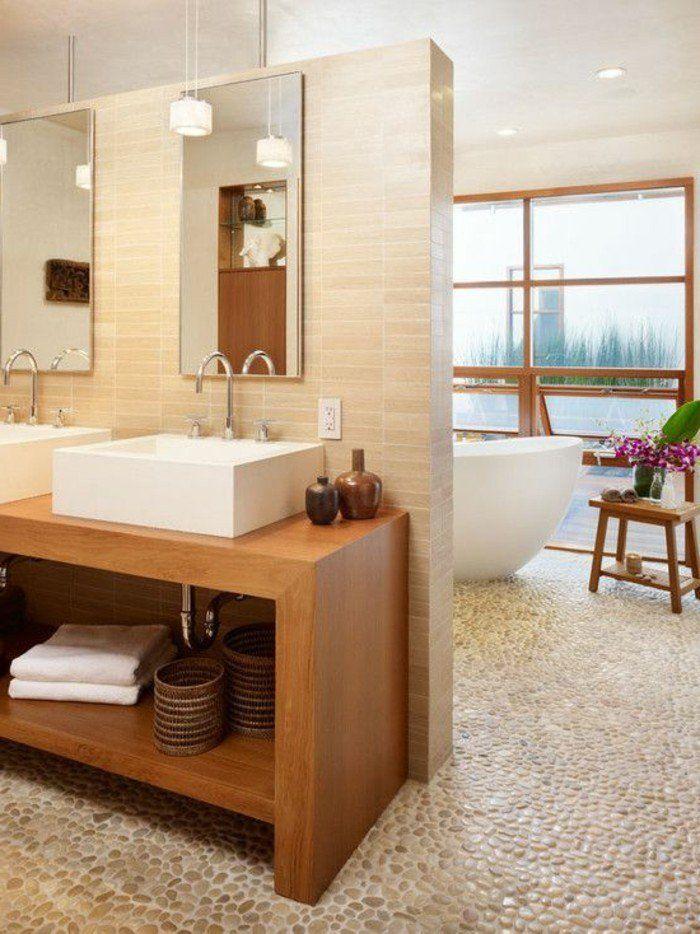 carrelage galet, carreaux mosaique pour votre salle de bain …