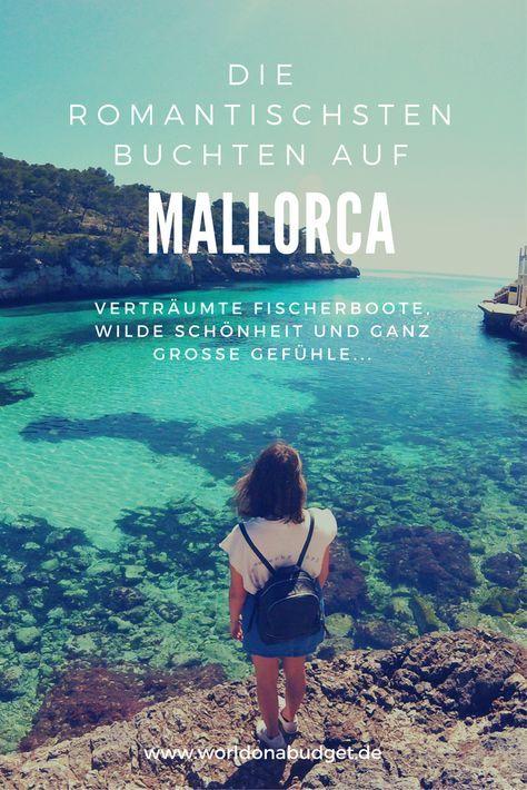 6 romantische Buchten auf Mallorca