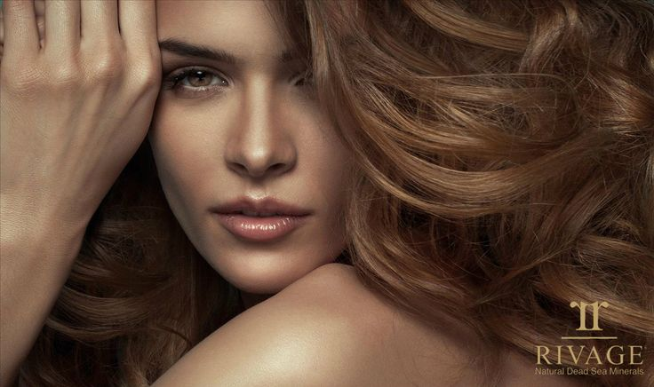 Experience thicker, fuller, shinier hair with Rivage hair products. Only at www.rivagebeautyshop.com
