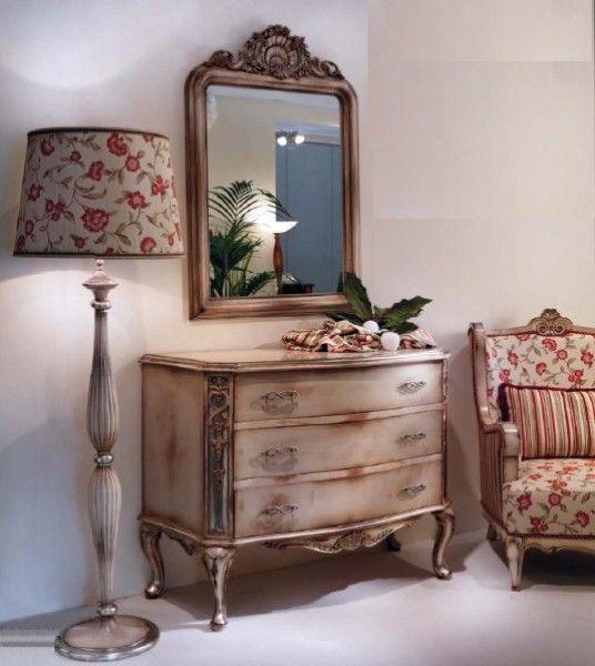 Italian Classic Accent Furniture -  code: ECPM009